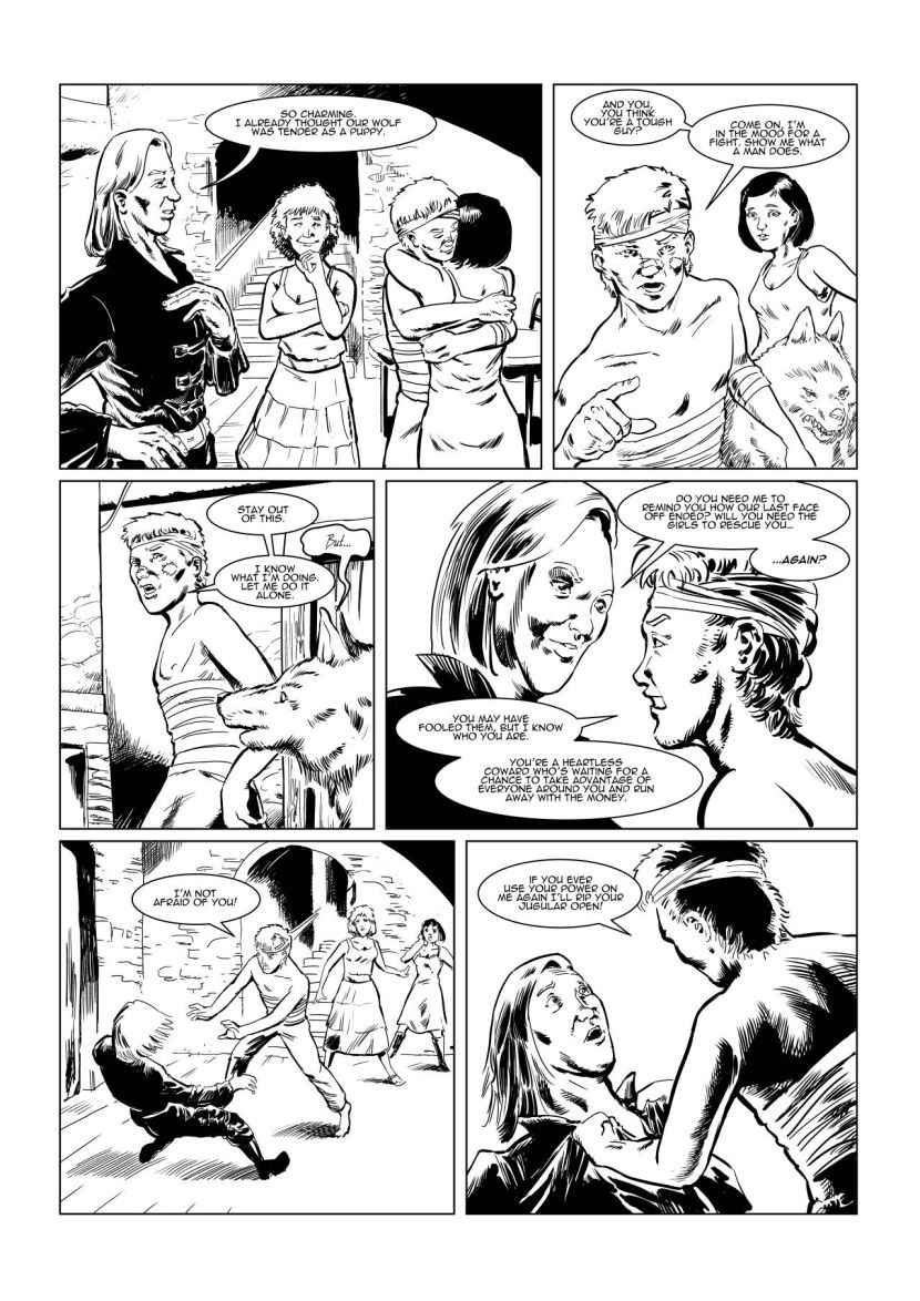 Orphans 6 - Page 21